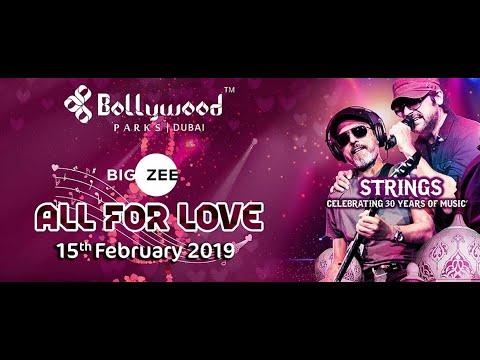 Strings – NaJanay Kyun –  Live in Bollywood Parks 2019