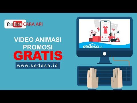 Cara Membuat Video Promosi Dengan Powerpoint Animasi Download Desain Sedesa Id