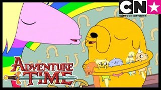 Adventure Time | Jake's Most Fatherly Moments | Cartoon Network