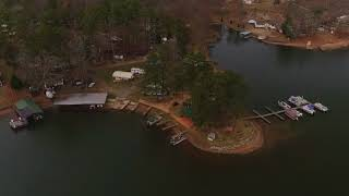 Mansfield Park Campground On Lake Greenwood in South Carolina