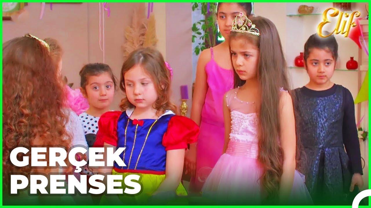 Elif Doğum Günü Partisinde Prenses Olursa - Elif Dizisi 304. Bölüm