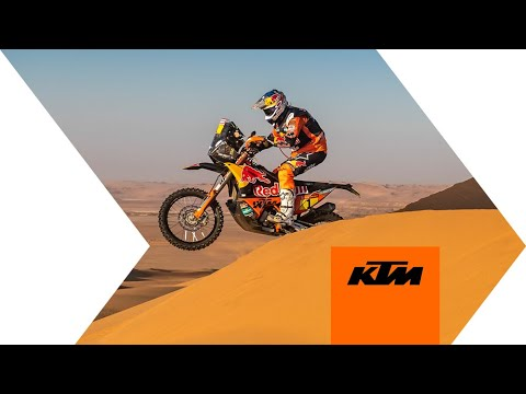 Red Bull KTM Factory Racing - 2020 Dakar Rally | KTM