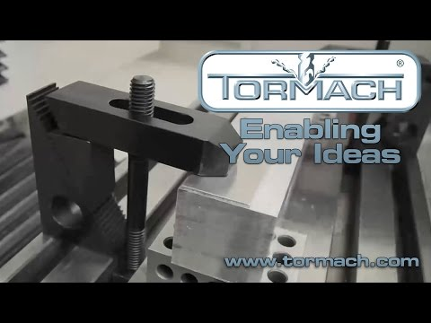 Strap Clamp Tips - Tormach CNC - YouTube