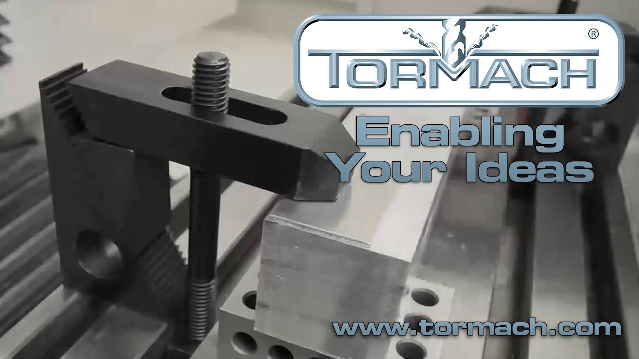 Strap Clamp Tips - Tormach CNC