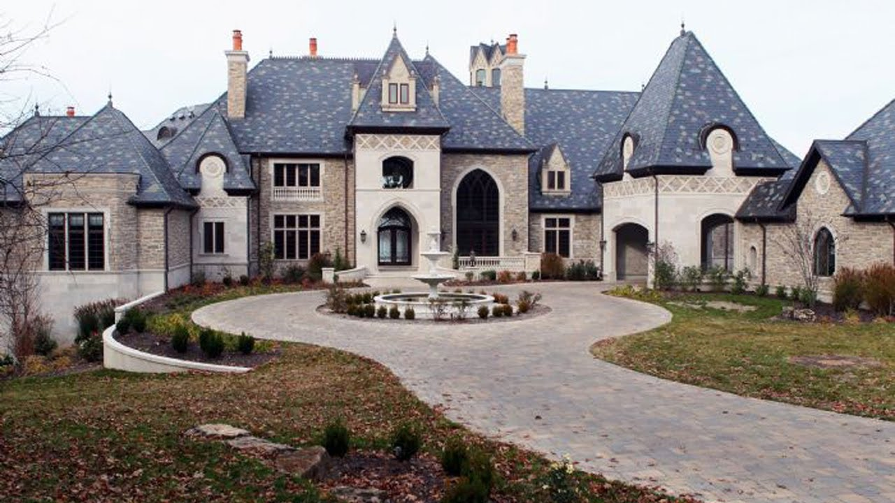 30 MILLION Mansion in Lake Saint Louis US Fidelis Car