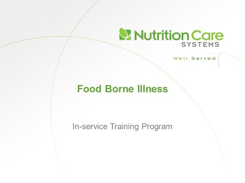 Food Borne Illness 021320