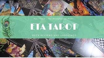 042. ETA Tarot Deck Review | Unboxing & First Impressions