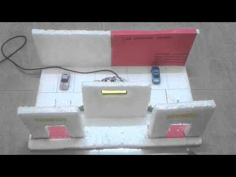 Design engineering 2B project(car parking system)