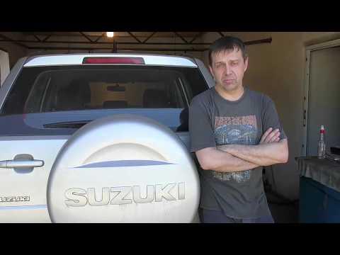 Выбор масла и замена расходников  для  SUZUKI Grand Vitara