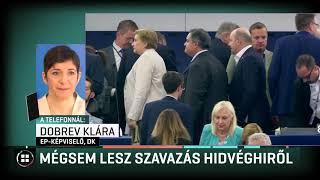 Hidvéghi Balázs sem lesz európai parlamenti bizottsági alelnök 19-09-03