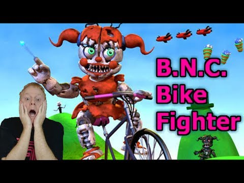 COME DANCE WITH ME TASTE | BABY'S NIGHTMARE CIRCUS BIKE FIGHTER - LEVEL 5 | B.N.C BIKE FIGHTER