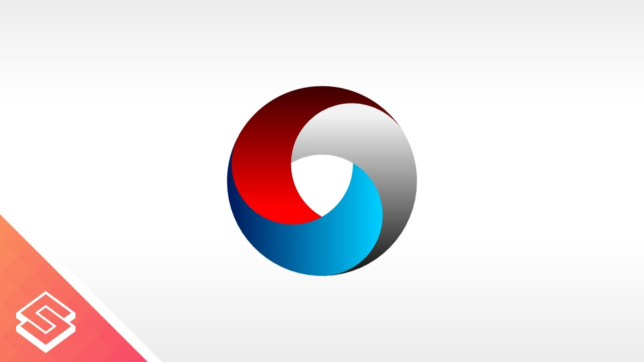 Inkscape Tutorial: Abstract Circle Vector
