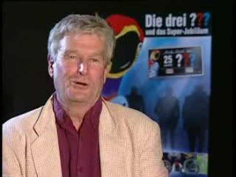 Andreas von der Meden (David Hasselhoff)