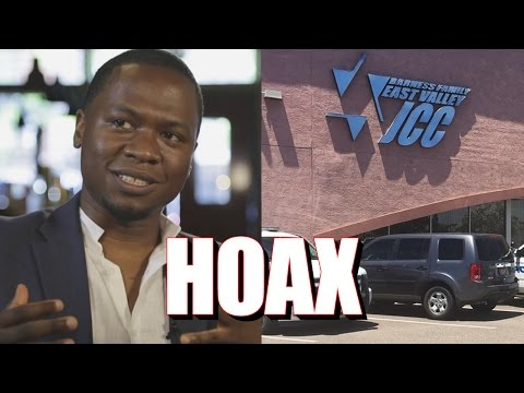 Former Intercept Journalist Juan Thompson Arrested by FBI For Jewish Center Bomb Threats (REACTION)