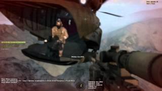 ARMA 2: MAG: Crazy Chinook pilot