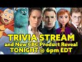 ALL FANDOMS Trivia Night and Coffee Product Reveal LIVE STREAM!