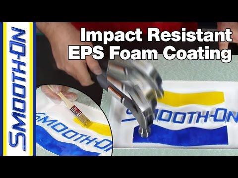 How To Coat CNC Carved Foam Using Epsilon™ PRO Epoxy Coating