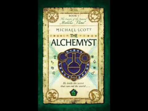 The Secrets of The Immortal Nicholas Flamel   The Alchemyst,