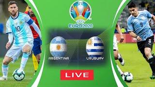 Argentina Vs Uruguay Live Stream UEFA Euro 2019 Qualifiers   Argentina Vs Uruguay Live