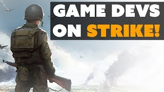 Game Devs on STRIKE! - The Know Game News