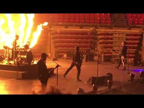 Fall Out Boy The Phoenix 11/15/17 Viejas Arena Mania Tour San Diego