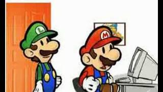 Super Nasty Mario