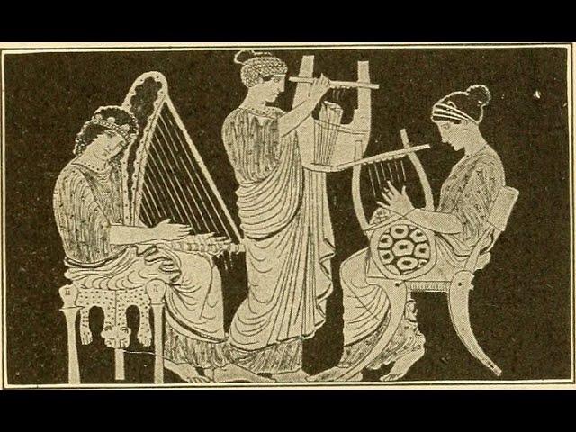 Así Sonaba La Música En La Antigua Grecia Youtube