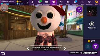 Change of account Avakin by ROBLOX or gift card!