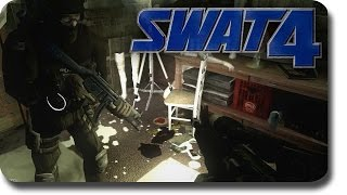 SWAT 4: The Stetchkov Syndicate ► Cult House Raid (Full Round)