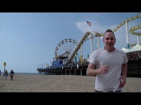 GTA 5 Real Life Locations - Los Santos Del Perro Pier