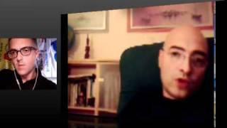1 agosto 2010: LibertArea, conversazione di Salvatore Antonaci con Luigi Corvaglia