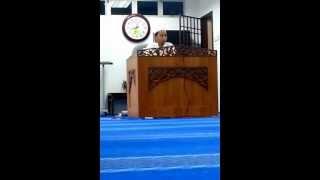Ustaz Salman Maskuri 20130221. Adab Bersapa & Soal Jawab Agama
