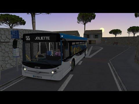 [G29][OMSI 2] Ligne 55 de Marseille V3 |