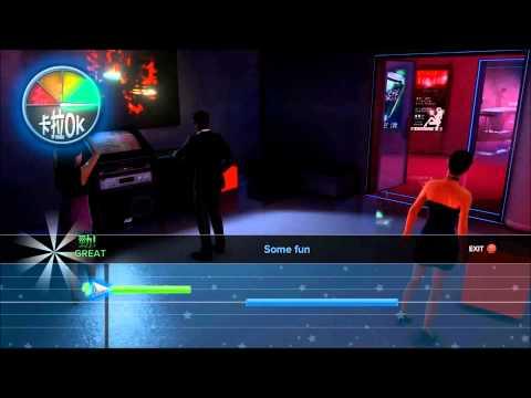 "Sleeping Dogs [PC] Karaoke ""Girls Just Wanna Have Fun "" 100% [HD]"