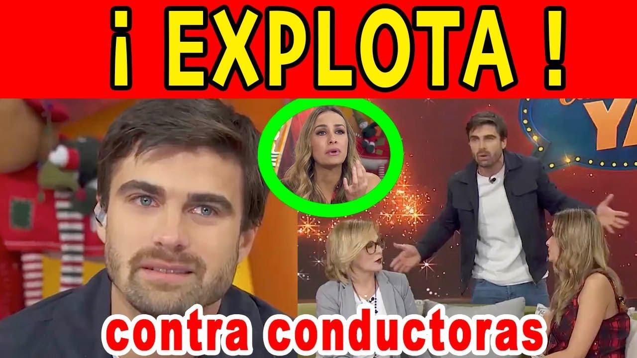 NOVIO de GERALDINE Bazán EXPLOTA en VIVO contra CONDUCTORAS