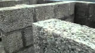 Кладка стен из арболитовых блоков(http://www.zavodarboliteco.ru ООО Завод