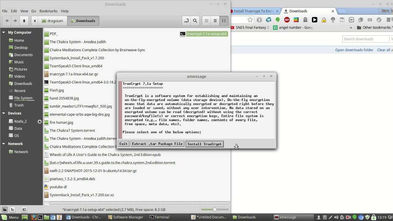 truecrypt ubuntu download