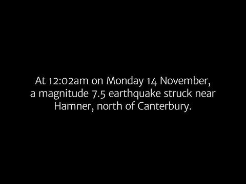 Kaikoura Quake: The first 48 hours