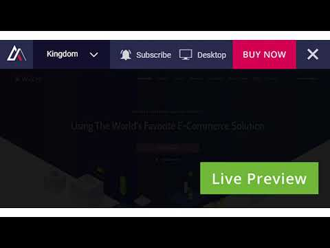 Envato Live Preview Switch Bar For WordPress | Codecanyon Scripts And Snippets