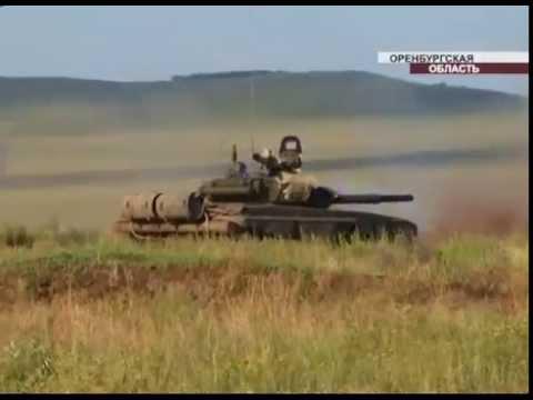 На Тоцком полигоне завершен один из этапов крупнейших военных учений - Центр-2015