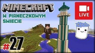 """[Archiwum] Live - Minecraft w Pianeczkowym świecie (15) - [2/2] - """"Skok wiary"""""""