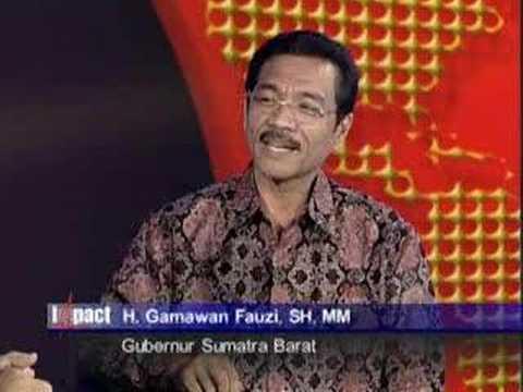 Impact - H Gamawan Fauzi SH MM - Part 1