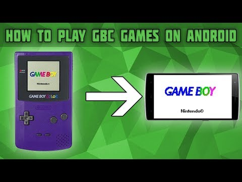 How To Play Gameboy Colour Games On Android!
