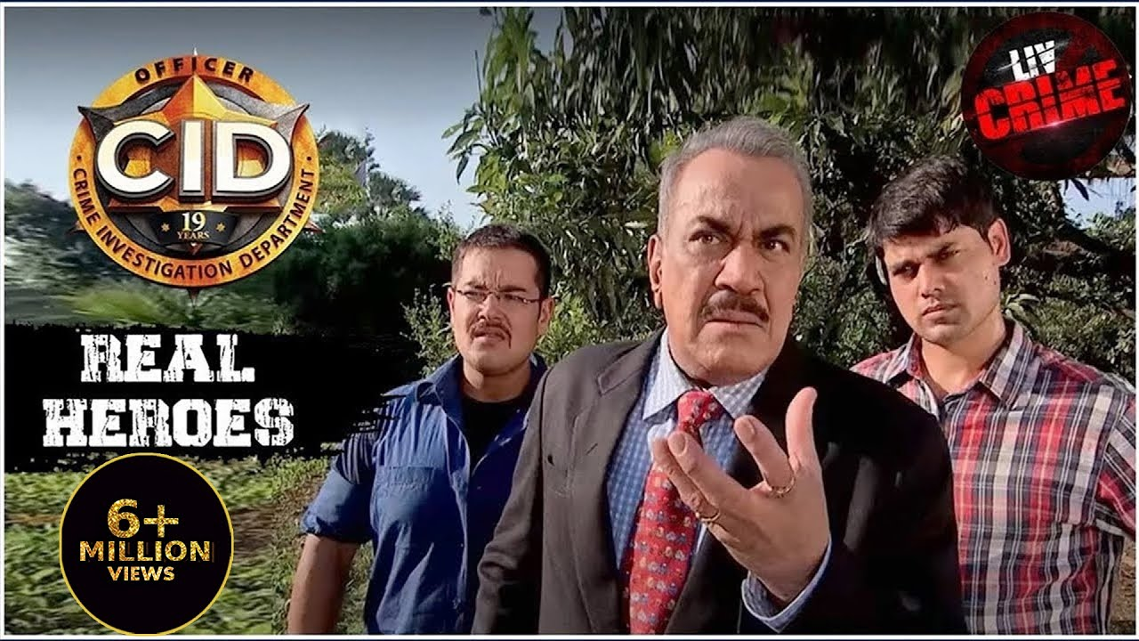 Download Mystery Of Invisible Worms   C.I.D   सीआईडी   Real Heroes