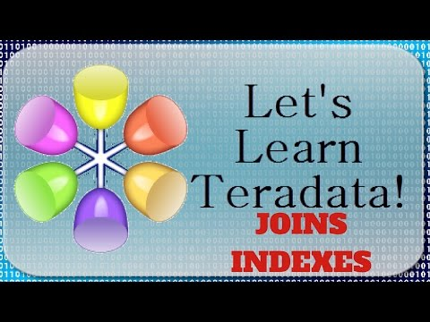Let's Learn Teradata Lesson 110: Single Table Join Indexes