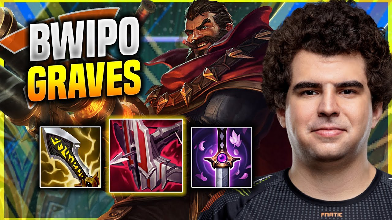 Download LEARN HOW TO PLAY GRAVES JUNGLE LIKE A PRO! - FNC Bwipo Plays Graves JUNGLE vs Viego!   Patch 11.18