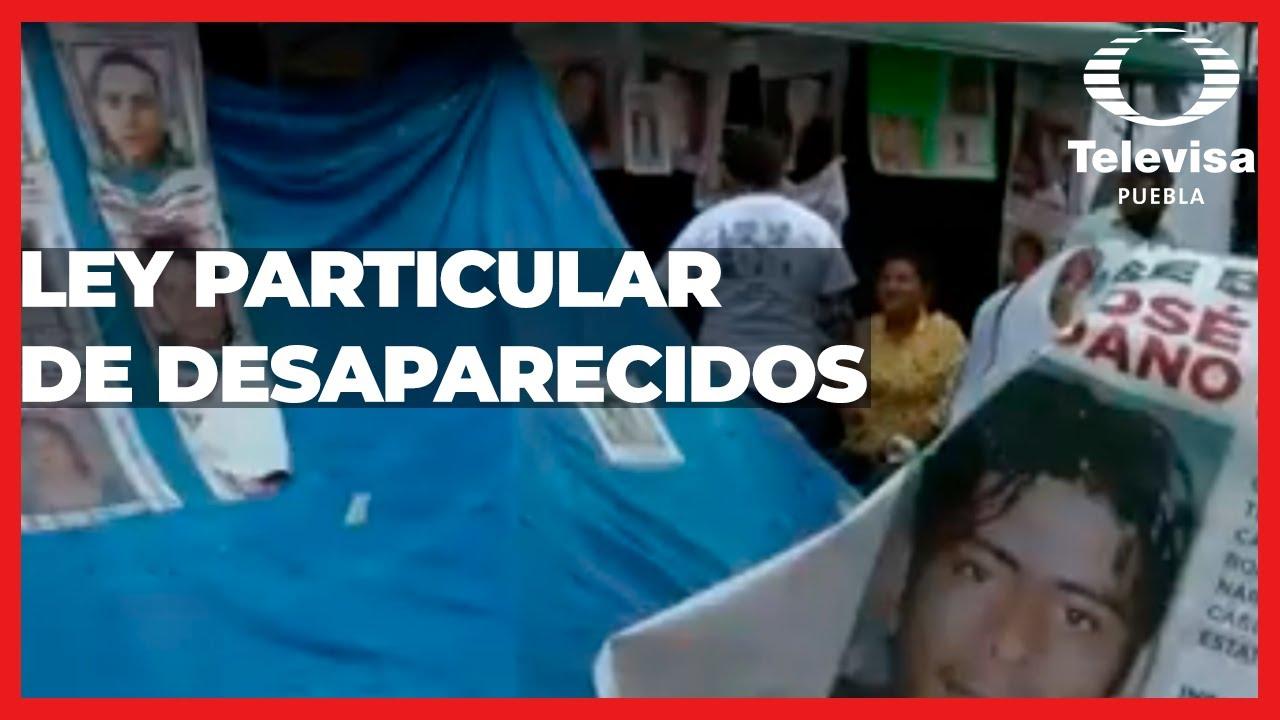 Ley de desaparecidos   Las Noticias Puebla