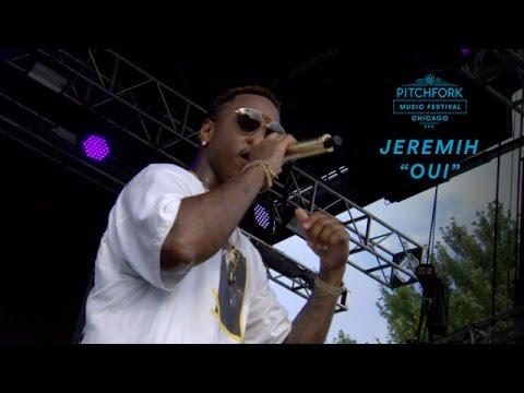 "Jeremih performs ""Oui"" | Pitchfork Music Festival 2016"