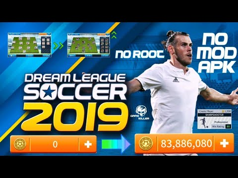 🎮How To Get Infinite Coin,Create Player Dream Leauge Soccer 2019🎮Android/IOS[No Root & No Mod Apk]