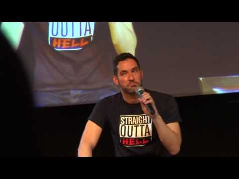 Jibland2 - Tom Ellis solo panel part2 (wednesday)